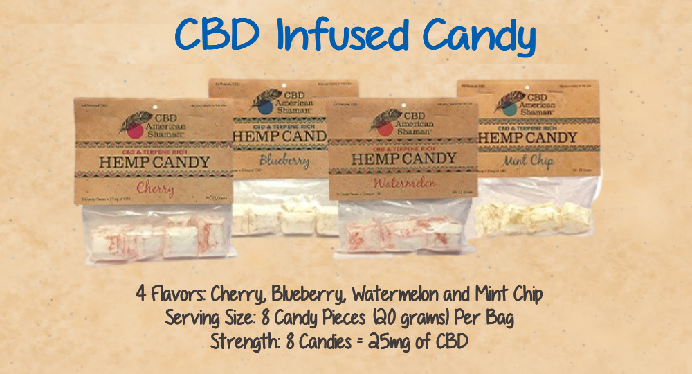 CBD Infused Candy